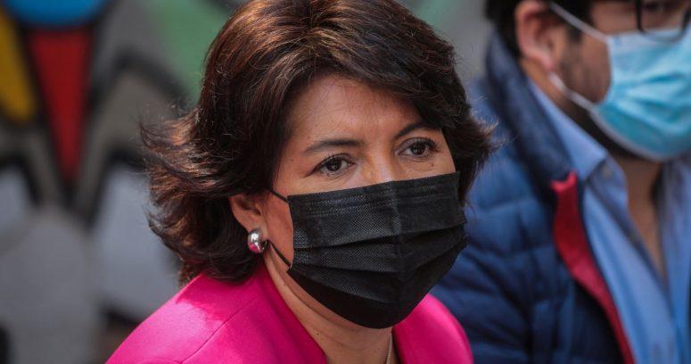 """""""La candidata soy yo"""": Yasna Provoste responde por millonario juicio contra su marido"""