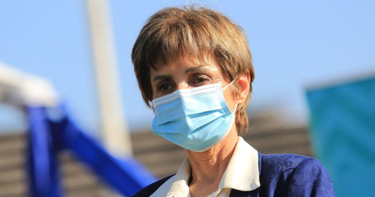 La autoridad afirmó que la vacuna AstraZeneca puede incrementar los anticuerpos hasta en 25 veces. AGENCIA UNO