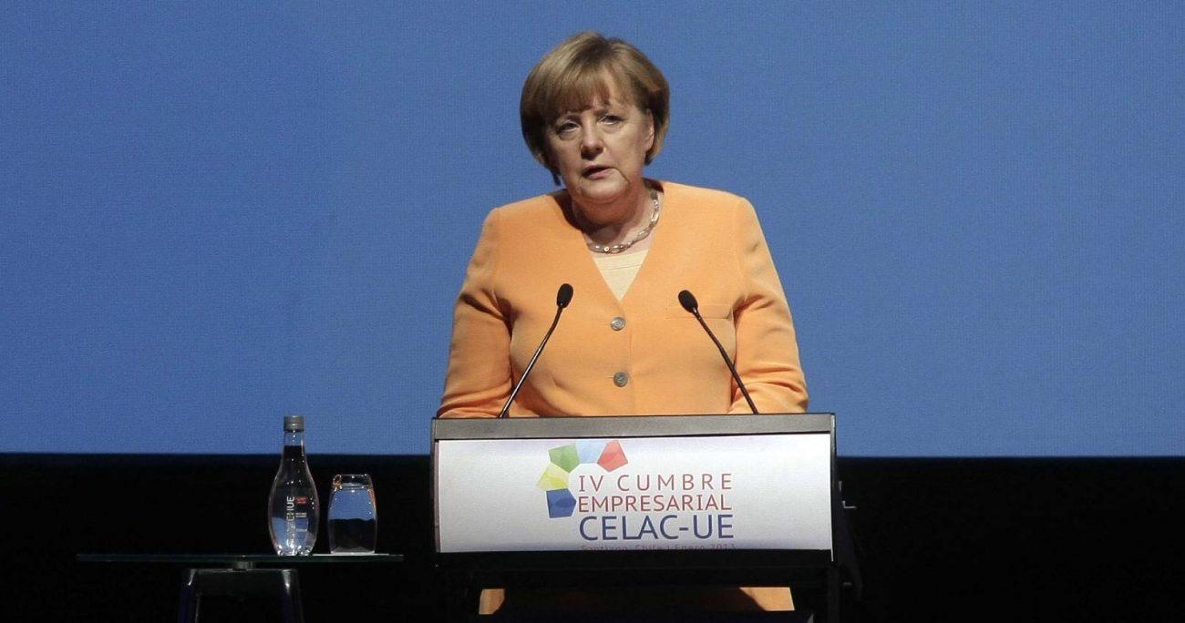 Por estos días, Merkel vive los últimos días de su mandato. AGENCIA UNO/ARCHIVO