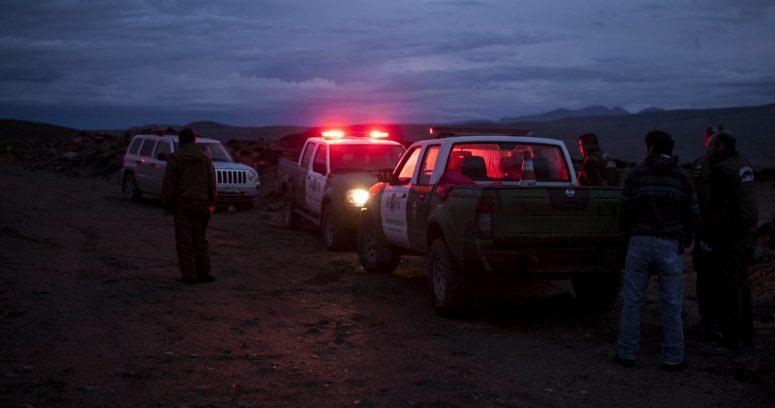 """""""Detienen a tres militares bolivianos acusados de robo de autos y porte de armas de guerra en Colchane"""""""