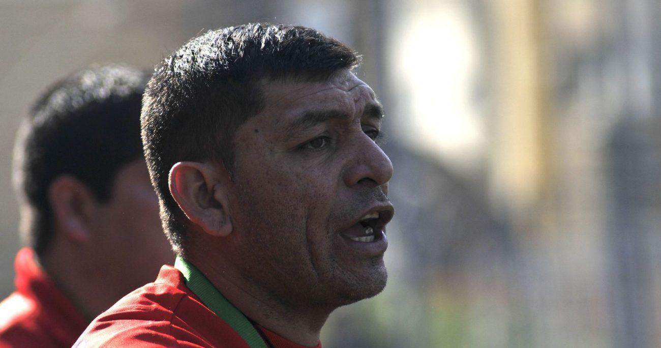 Huaiquipán se encontraba cumpliendo la medida cautelar tras ser acusado de ingresar droga y teléfonos celulares a la cárcel Colina 1. AGENCIA UNO/ARCHIVO