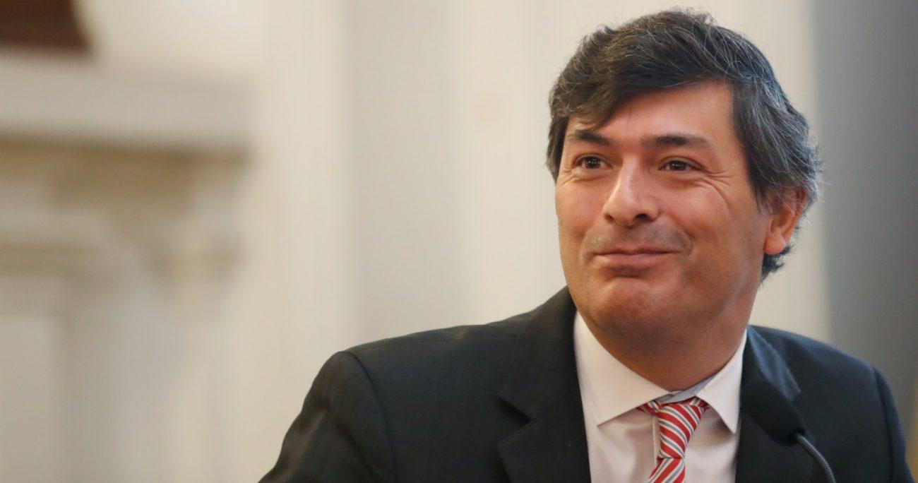 Desde el PDG esperan que Franco Parisi retorne a Chile durante octubre. AGENCIA UNO/ARCHIVO