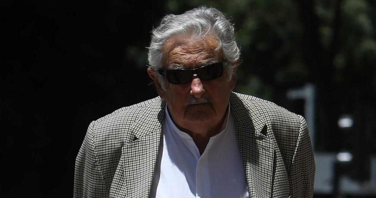 """""""El sistema político debe dialogar más"""", aconsejó Mujica. ARCHIVO/AGENCIAUNO"""
