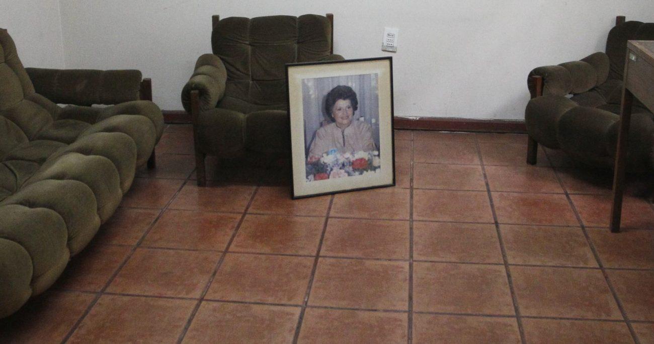 La fundación fue dirigida por Lucía Hiriart. AGENCIA UNO/ARCHIVO