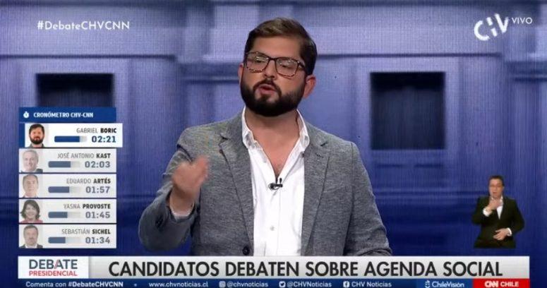 """Gabriel Boric reitera advertencia al Presidente: """"Señor Piñera, está avisado"""""""