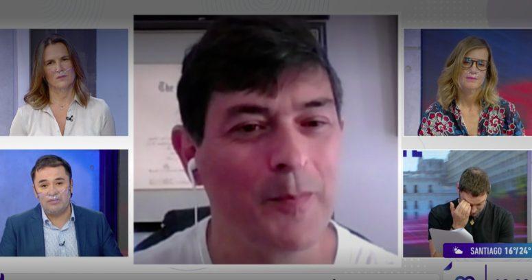 """""""Franco Parisi acusa que Provoste y Boric son los candidatos del grupo Luksic"""""""