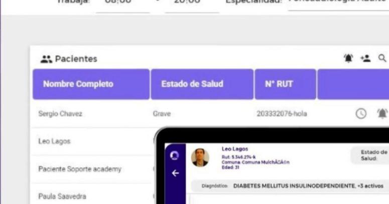 """""""Fonasa aprueba certificación de la primera plataforma para telemedicina en Chile"""""""