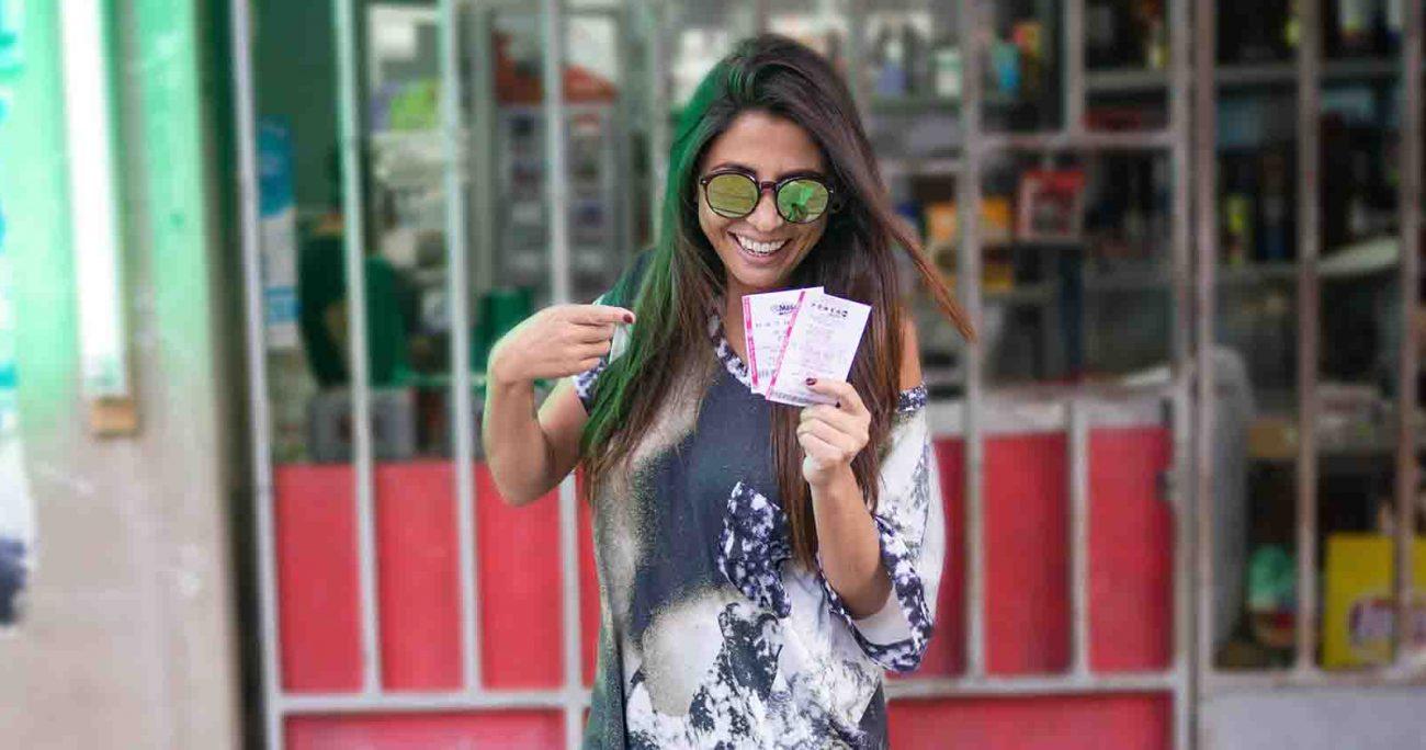 El premio es entregado por TheLotter, un servicio de compra de boletos de lotería en línea.