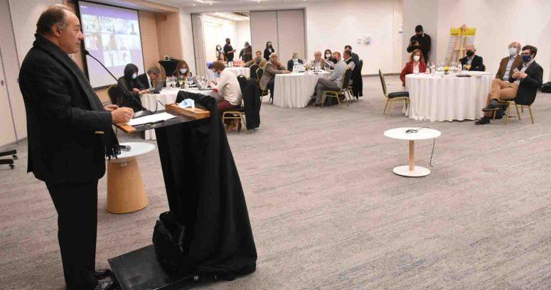 37 Gremios empresariales se reúnen para elaborar propuestas que aporten al desarrollo sostenible