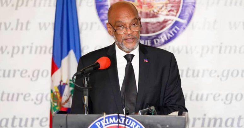 """""""Primer ministro de Haití destituye a fiscal que lo investiga por la muerte de Jovenel Moise"""""""