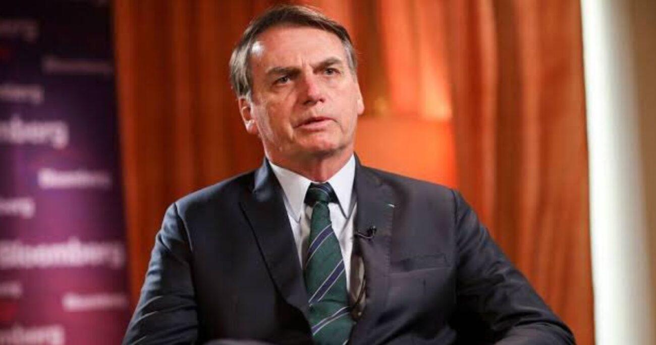 La Corte Suprema abrió una investigación contra el Mandatario por difundir noticias falsas. TWITTER/JAIRBOLSONARO