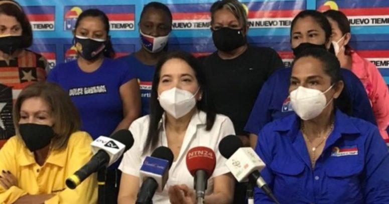 """""""Oposición de Venezuela anuncia queparticipará en las elecciones de noviembre"""""""