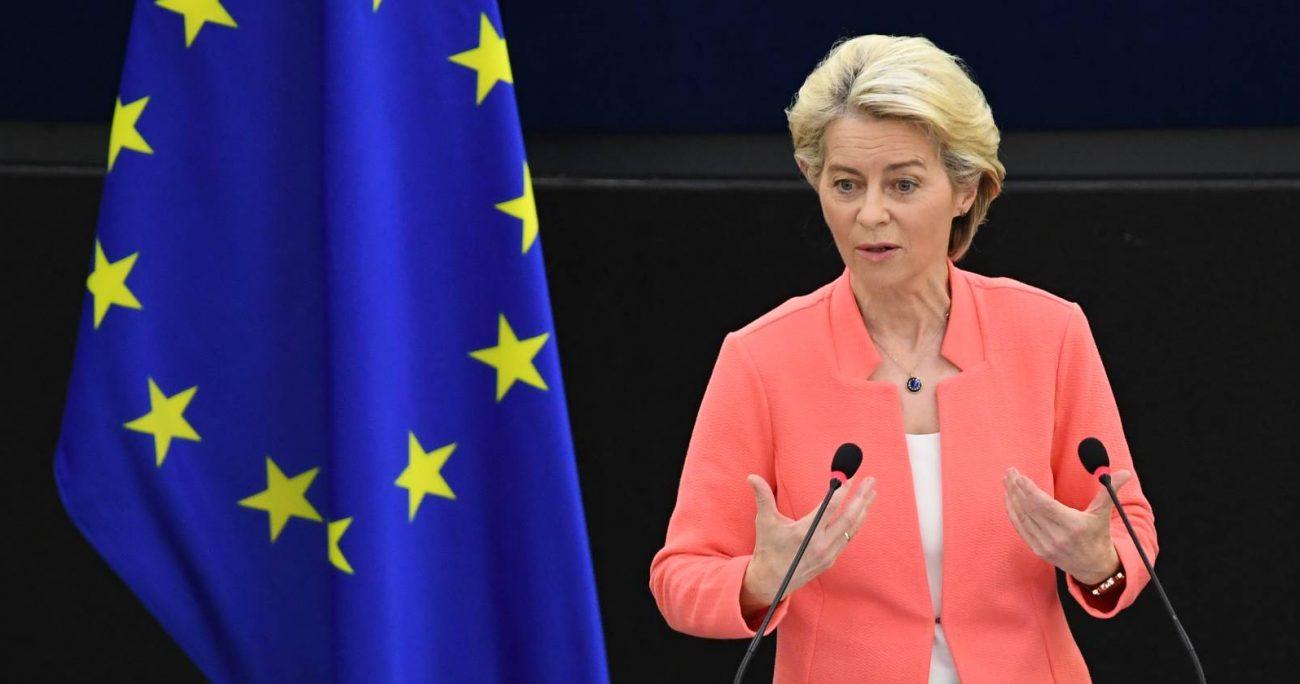 """""""Tenemos que hacer todo lo posible para evitar el riesgo de un desastre humanitario"""", dijo la presidenta de la Comisión Europea, Úrsula von der Leyen. TWITTER/UE"""