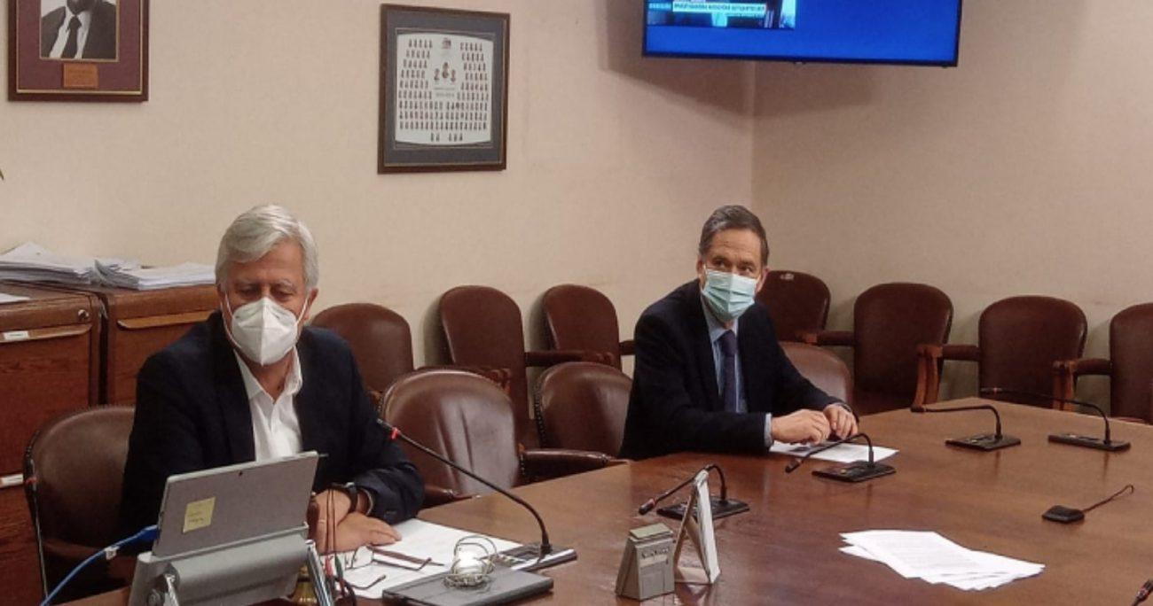 Comisión investigadora apunta a perjuicio por asesorías de Felices y Forrados