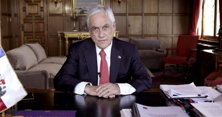 Piñera destaca gestión sanitaria de Chile y proceso constituyente ante la Asamblea de la ONU