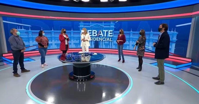 """""""Sortean orden de los candidatos presidenciales en debate de CNN Chile y CHV"""""""