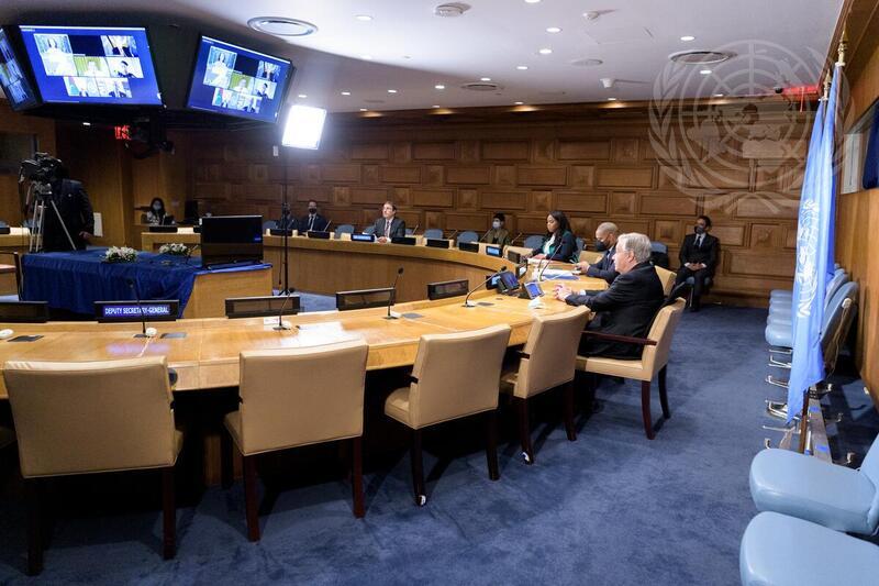 El evento histórico fue convocado por el Secretario General de la ONU, António Guterres. ONU