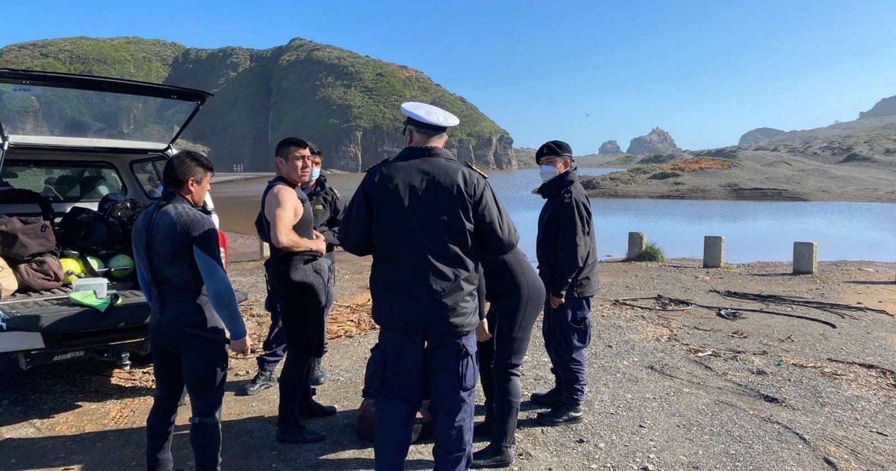 La búsqueda se extiende por Ñuble y en la zona sur de la Región del Maule. DELEGACIÓN PRESIDENCIAL DE ITATA