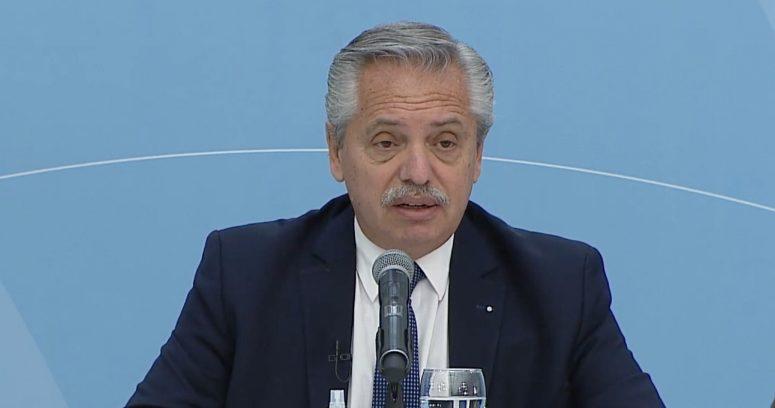 Alberto Fernández anuncia cambio de gabinete en medio de crisis oficialista