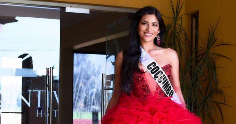 """""""Ex Master Chef Antonia Figueroa será la sucesora de Daniela Nicolás como Miss Universo Chile"""""""