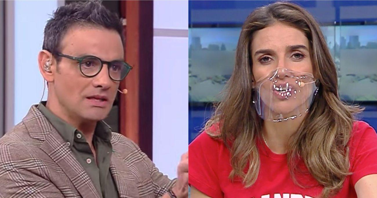 Durante el debate presidencial, Provoste confundió a Sichel con Piñera.