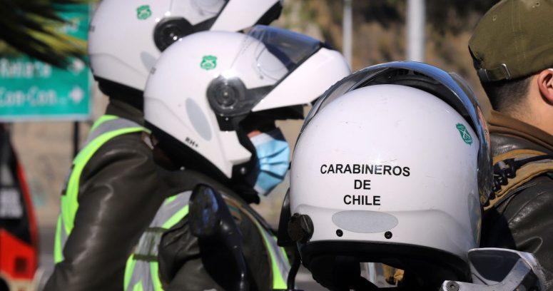 Carabinero fue asaltado y acuchillado en cercanías de comisaría en Quilicura