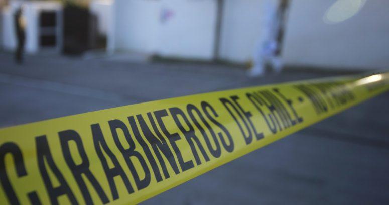 Carabinero herido a bala en La Florida quedó parapléjico