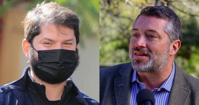 """""""Encuesta CEP: Boric y Sichel siguen a la cabeza de la carrera presidencial"""""""