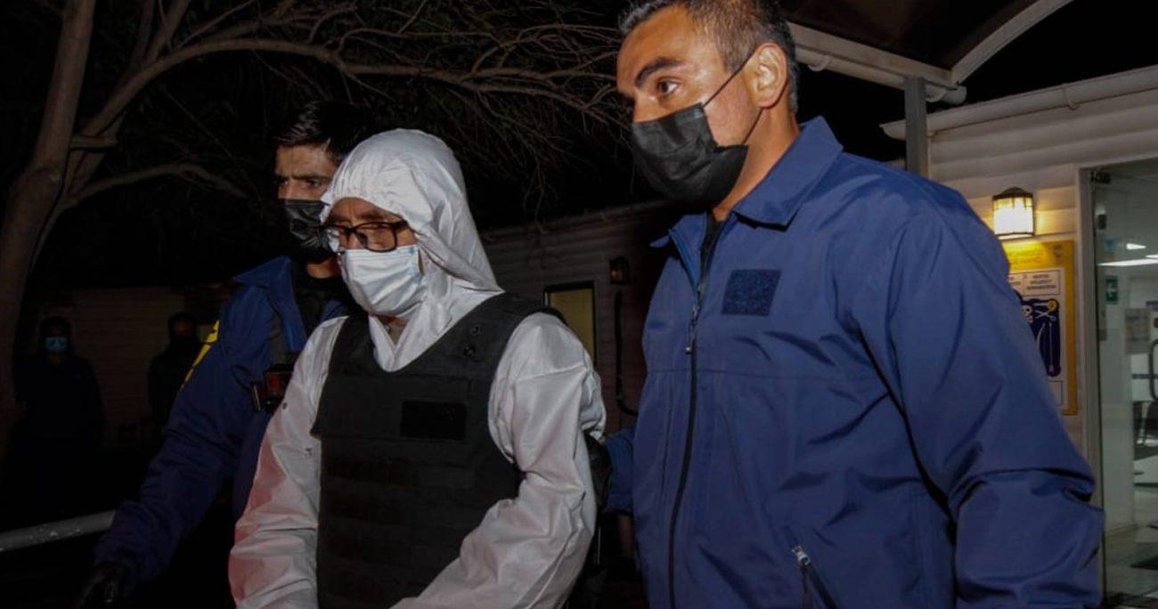 Raúl Escobar Poblete es el autor material del asesinato de Jaime Guzmán. AGENCIA UNO