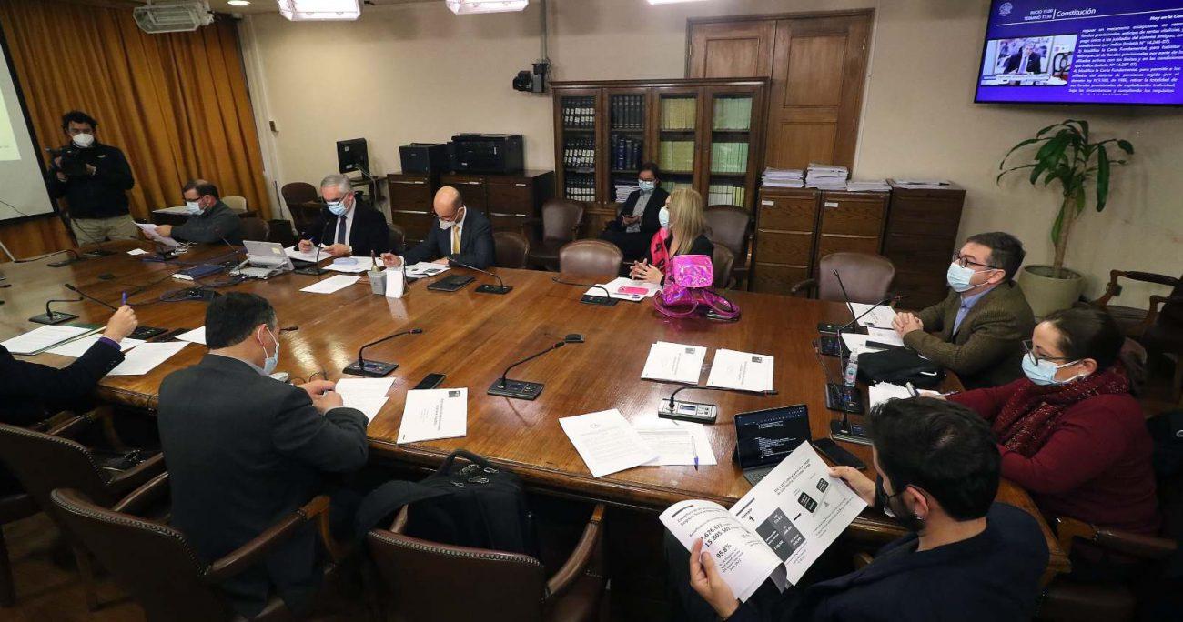 La sesión de la comisión se realizará entre 15:00 y 17:30 horas. AGENCIA UNO/ARCHIVO