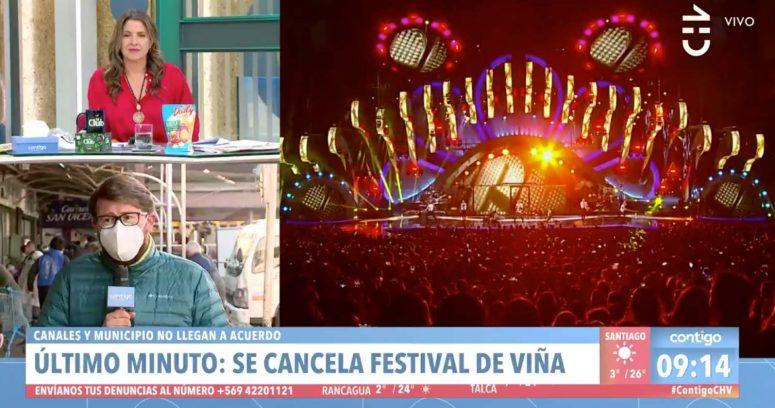 La propuesta de Monserrat Álvarez para realizar el Festival de Viña