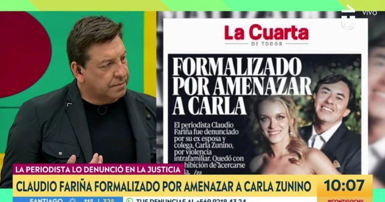 """""""Corte confirma multa contra Chilevisión por emitir contenidos"""