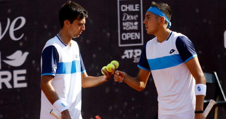 Chile cayó en dobles ante Eslovaquia y se complica en Copa Davis
