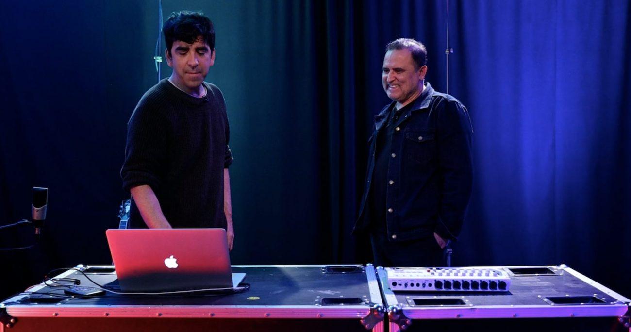 Rodrigo León, el mismo que estuvo detrás de Intrusos, es el productor ejecutivo de Estado Musical. LA RED