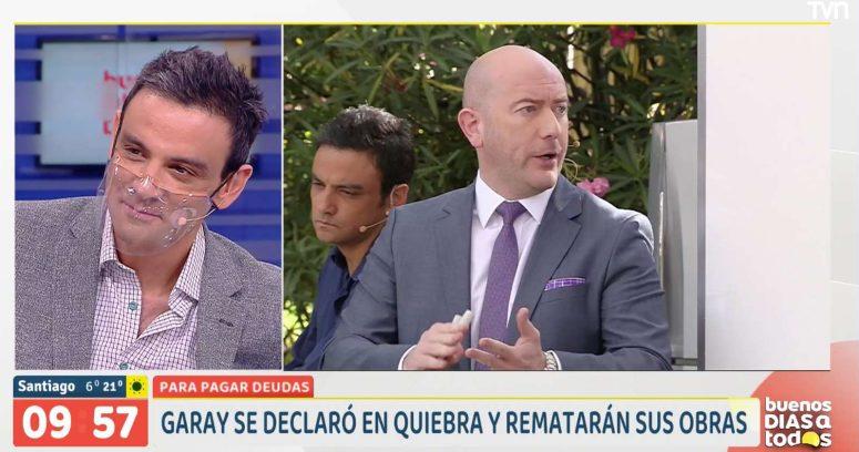 Gonzalo Ramírez reveló que Rafael Garay le ofreció sus servicios de inversión