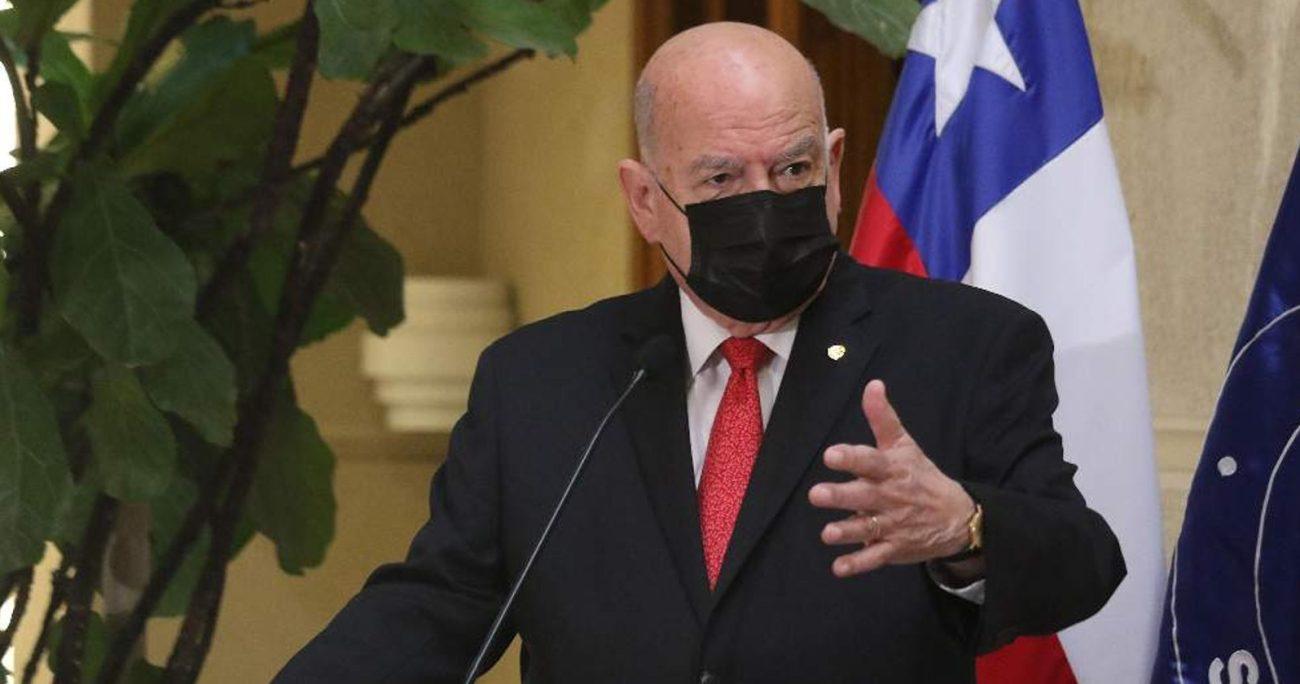 El senador por Arica, José Miguel Insulza, pedirá que se investigue lo ocurrido en Iquique. AGENCIA UNO/ARCHIVO