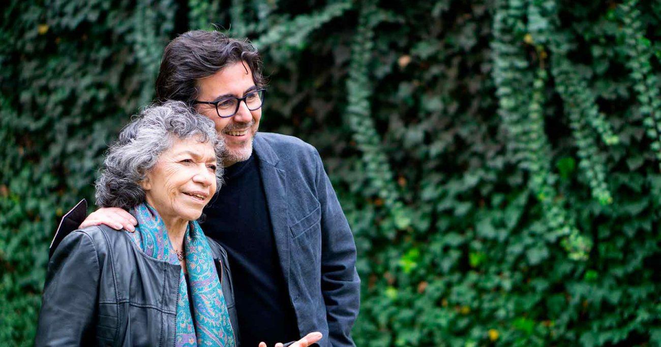 """Isabel Parra presentará junto a Manuel Meriño """"Un puente en el aire""""."""