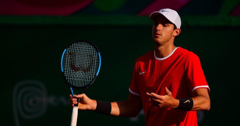 Copa Davis: Jarry no pudo ante Gombos y Chile iguala ante Eslovaquia