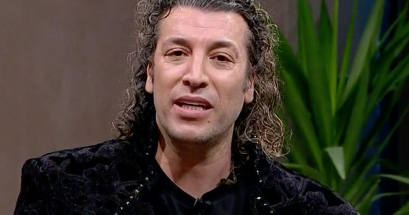 Las declaraciones del cantante ocurrieron en la edición del lunes de Pero Con Respeto.