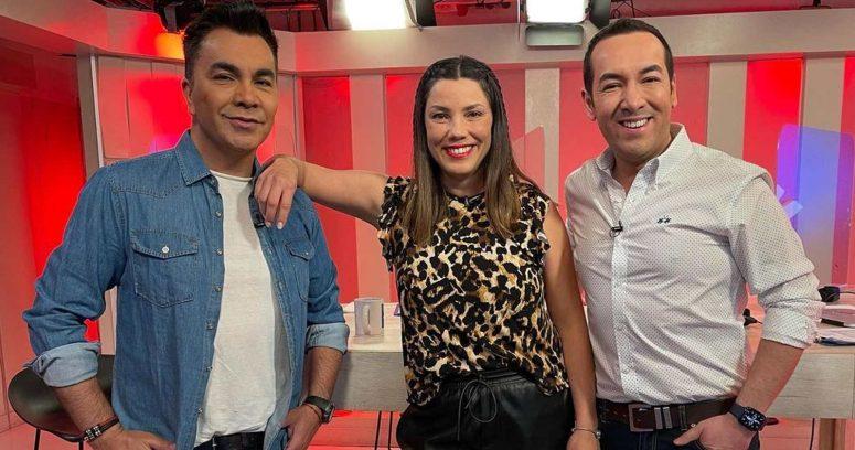 """""""Panelista de Me Late acusó suplantación de identidad: llamaron a Daniela Aránguiz"""""""