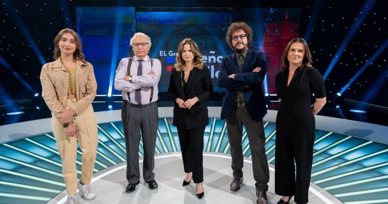 Tomás Mosciatti, Paulina De Allende-Salazar, Iván Guerrero y Julieta Martínez serán los panelistas. MEGA