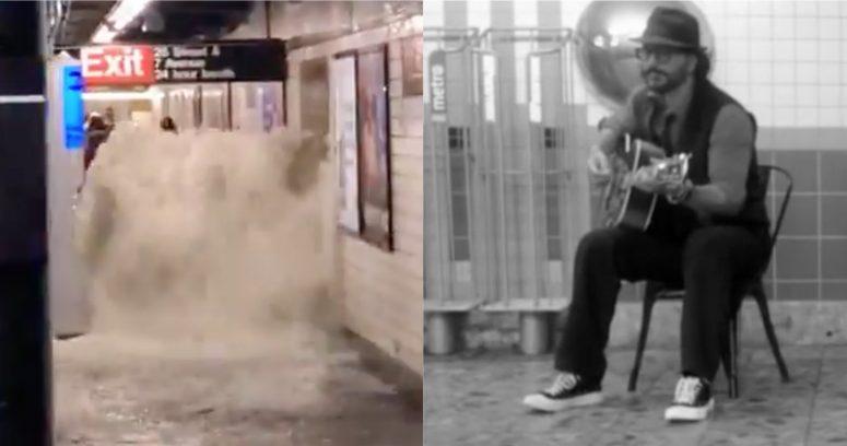Los memes que culpan a Ricardo Arjona de la inundación que sufrió el metro de Nueva York