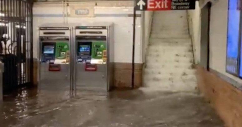 """""""Inundaciones y 9 muertos: Nueva York bajo estado de emergencia por huracán Ida"""""""