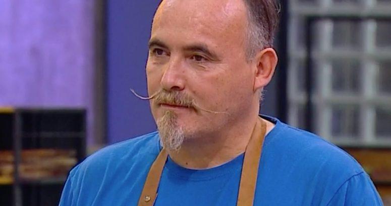 """""""Paul Vásquez fue eliminado de El Discípulo del Chef:"""