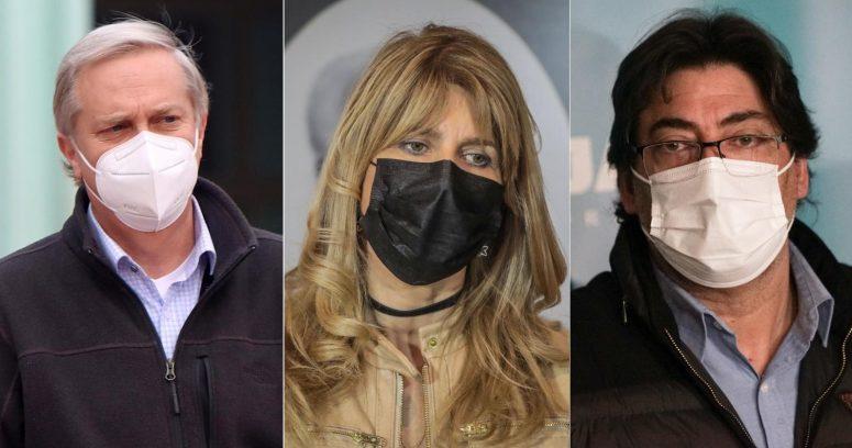Las tres figuras políticas peor evaluadas según la CEP