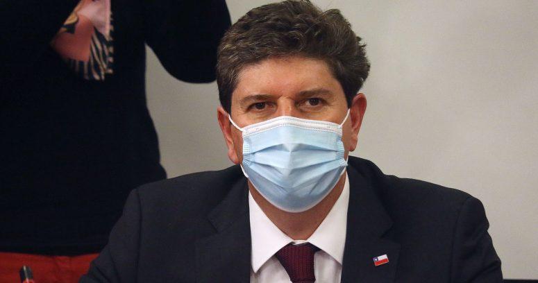"""""""Ministro Cerda asegura que el Gobierno"""