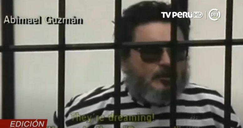 """""""Falleció Abimael Guzmán, fundador de Sendero Luminoso"""""""