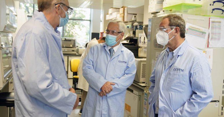 """""""Piñera anuncia acuerdo con Universidad de Oxford para colaborar con investigación sobre el COVID-19"""""""