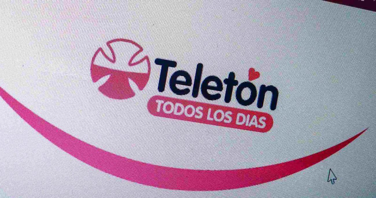 El canal privado aún no decide si participará de la Teletón el 3 y 4 de diciembre. AGENCIA UNO/ARCHIVO