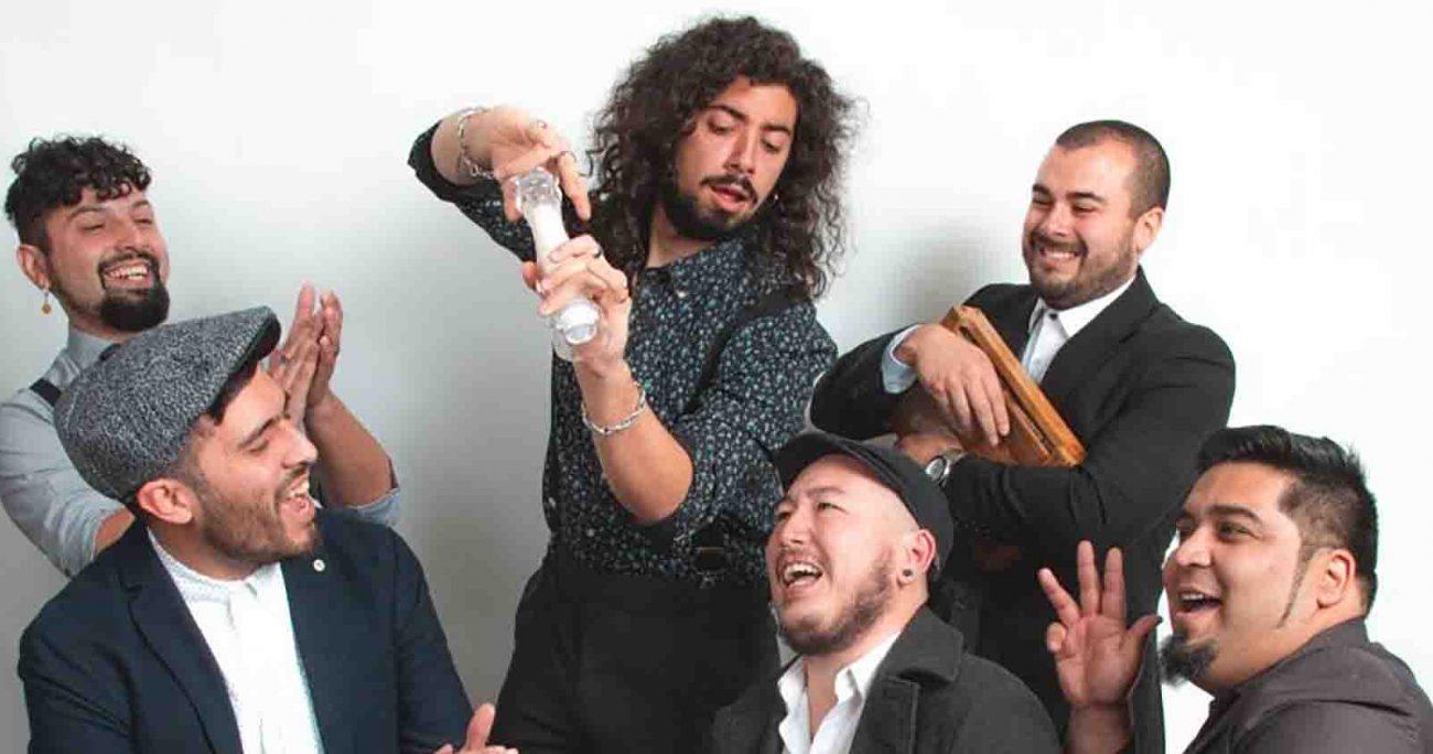 La banda es conformada por Vicente Alamo, Diego Apablaza, Isaac Cofré, Sebastián Mufasa, Max Zagal y Alex Zurita. Estudio Lastarria